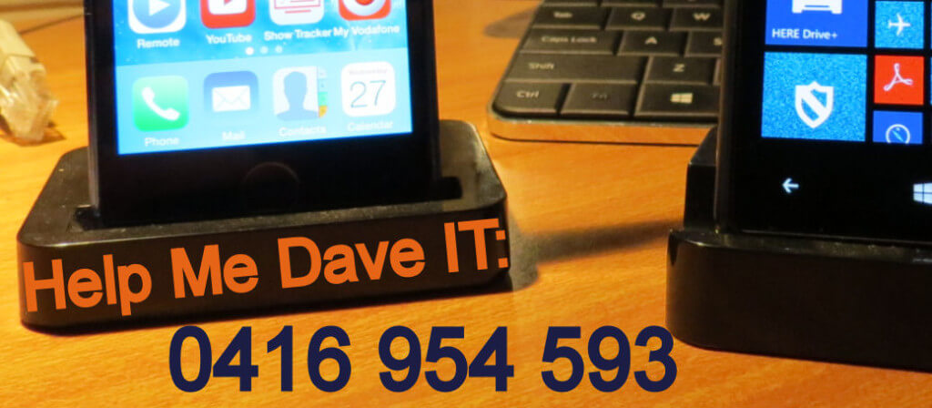 Business IT Support Sydney Help Me Dave