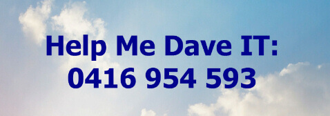 Help Me Dave IT Mobile Phone Number