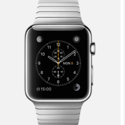 Apple SmartWatch Silver